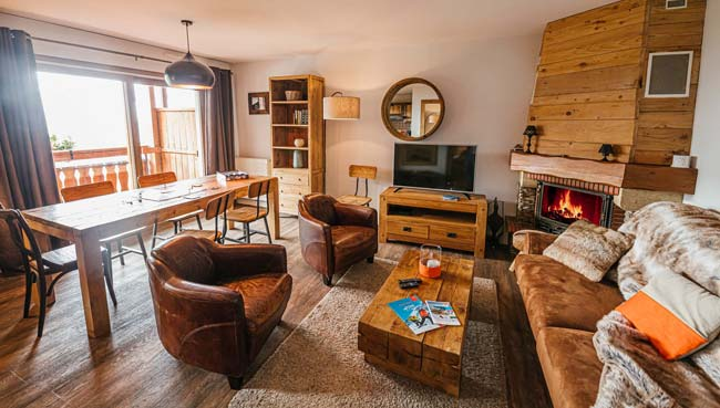 appartement vaujany bouton d or